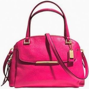 Authentic Coach Madison Small Georgie Satchel